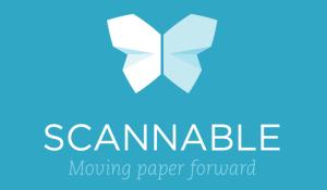 scannable logo